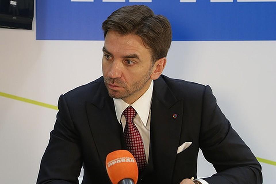 Абызов еще в середине 90-х получил пакет акций «Новосибирскэнерго»