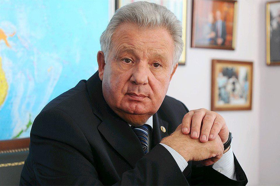 Бывший полномочный представитель президента РФ в Дальневосточном федеральном округе (ДФО) Виктор Ишаев