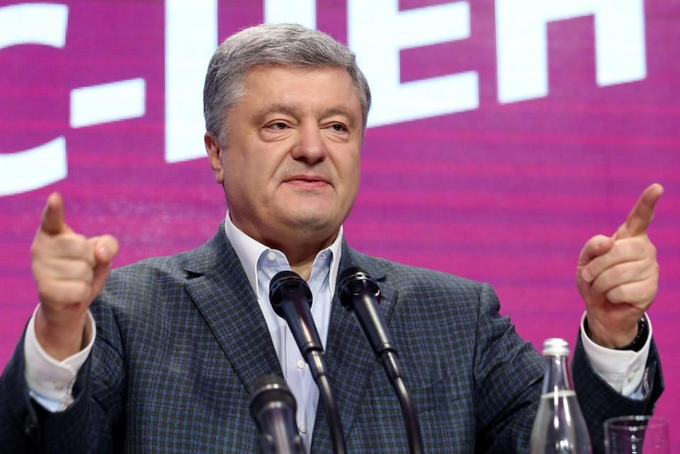 Сможет ли Порошенко избраться на второй срок?