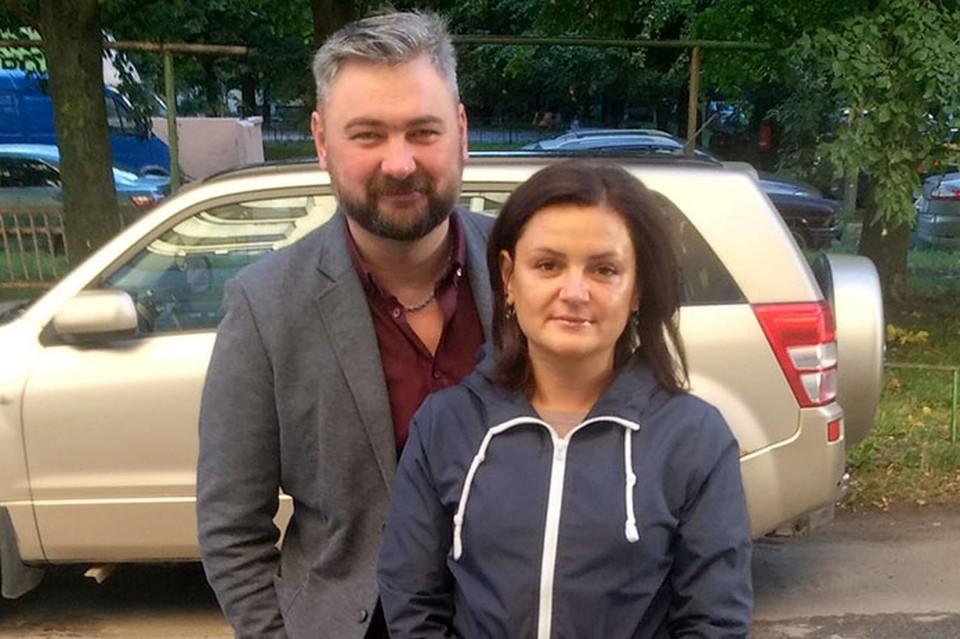 Маргарита и Иван Алисовы поддерживают фонд AdVita и помогают хоспису
