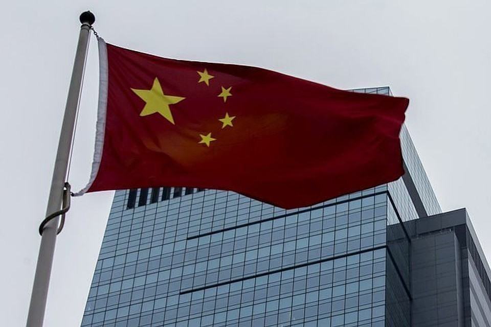 При тушении лесного пожара в Китае погибли 30 пожарных