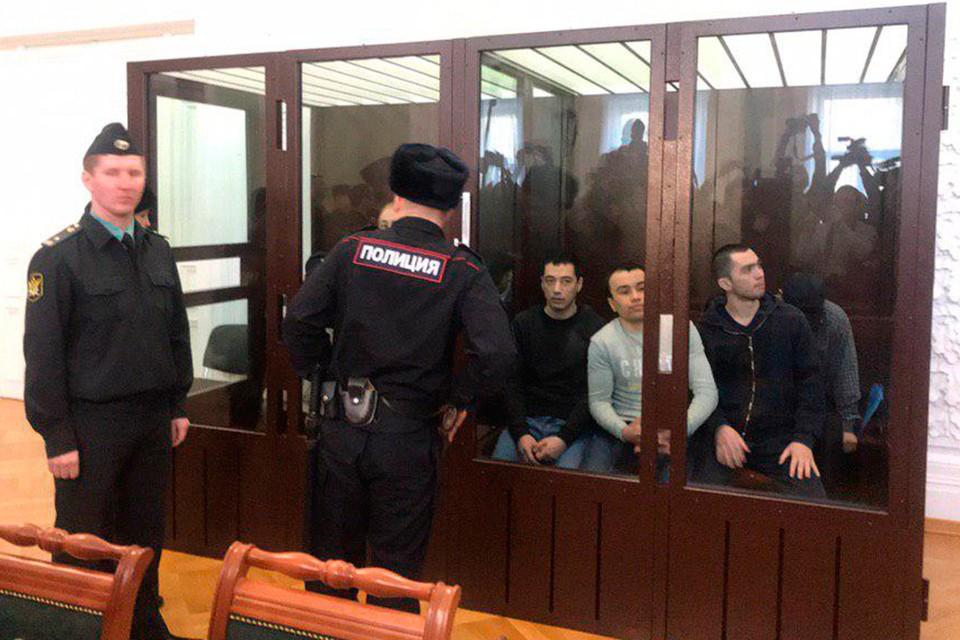 2 апреля в Петербурге проходят судебные слушания по делу мигрантов, устроивших теракт в метро в Санкт-Петербурге.
