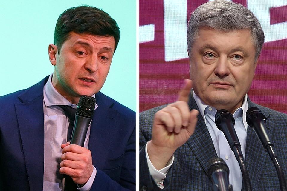 Порошенко согласился не на все условия Зеленского перед дебатами