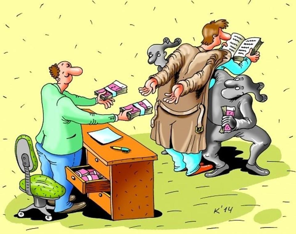 Масштаб отмывания денег сопоставим с бюджетом России!