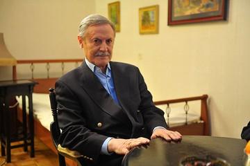 Юрий Соломин будет руководить Малым театром бессрочно