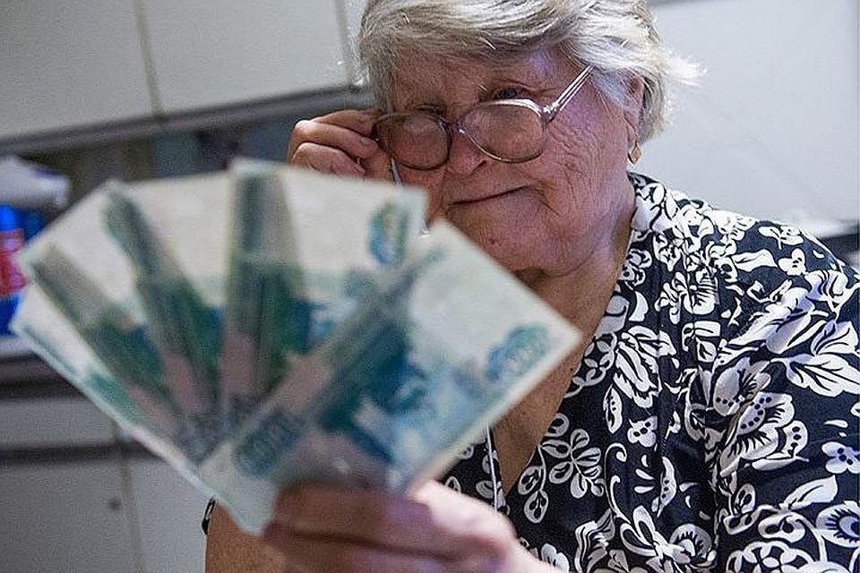 Власти задумались о введении системы индивидуального пенсионного капитала. Фото: Кирилл Кухмарь/ТАСС
