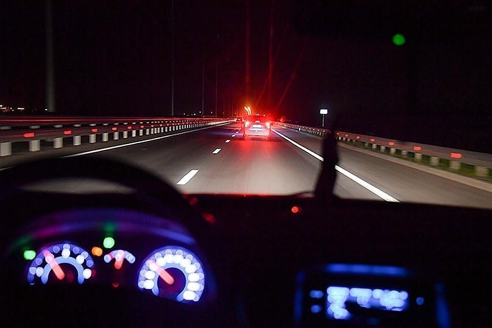 ГИБДД хочет увеличить в шесть раз штраф за превышение скорости
