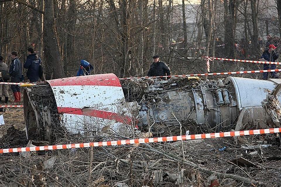 Британские военные эксперты: Ту-154 с Качиньским был взорван