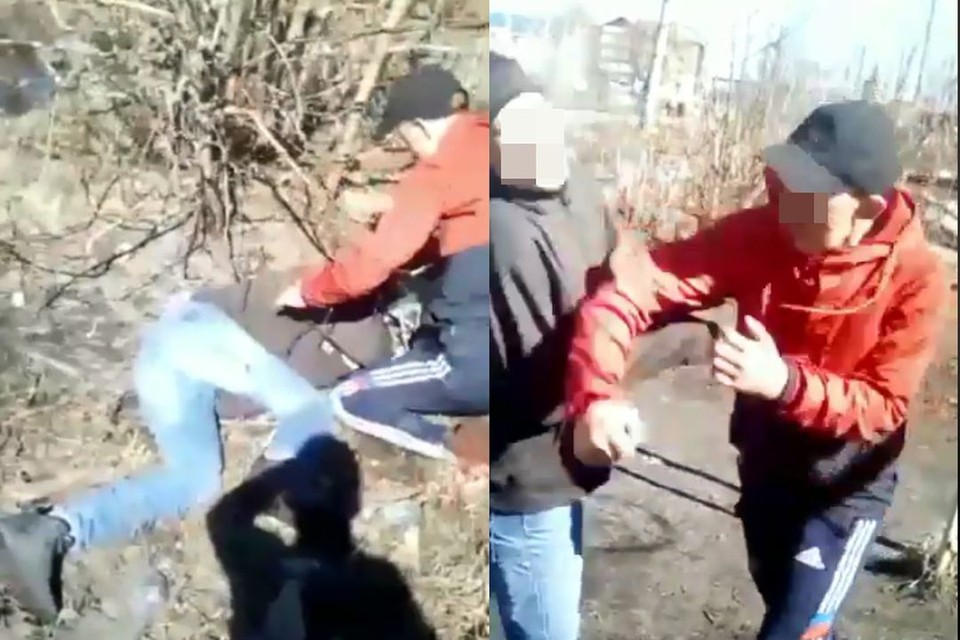 Подростки снимали свои драки на видео. Есть версия, что потом эти ролики они продавали определенным пабликам в соцсетях.