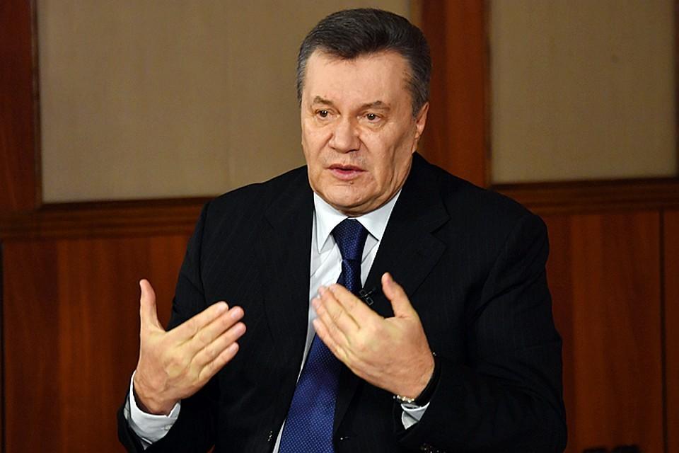 Вряд ли с самого Януковича санкции ЕС будут сняты ранее, чем через пару лет