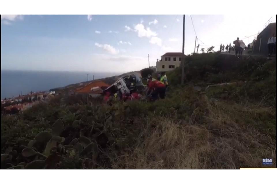 В ДТП в Португалии погибли 28 человек