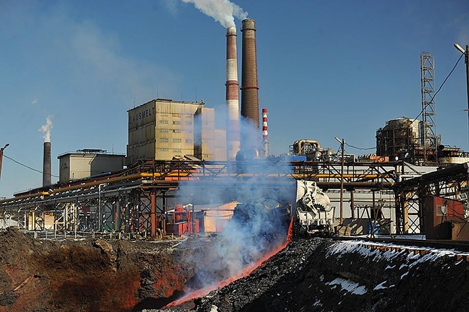Правительство надеется, что экологический налог подтолкнет бизнес использовать новые системы защиты окружающей среды