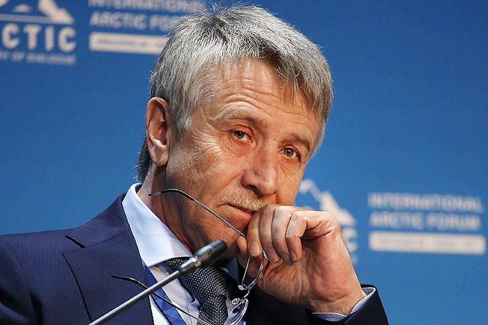 В этом году самым богатым оказался Леонид Михельсон, в прошлом рейтинге он был на третьем месте. ФОТО Александр Рюмин/ТАСС