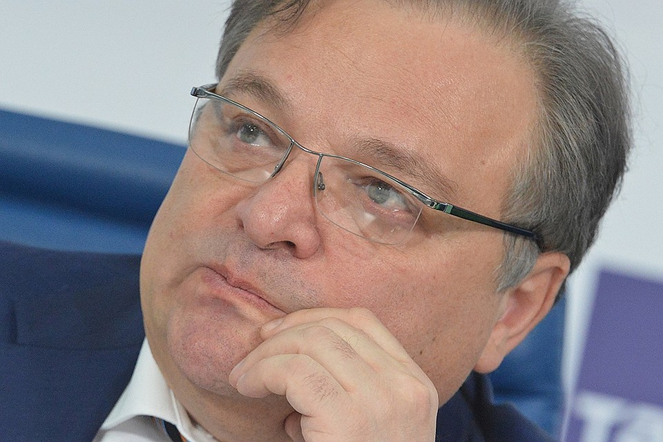 Издатель Эраст Галумов. Фото: Юрий Машков/ТАСС