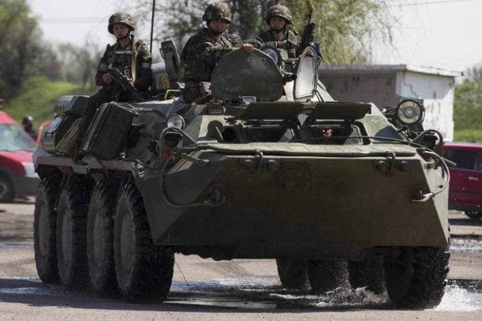 Киев отказался согласовывать перемирие на пасхальные праздники