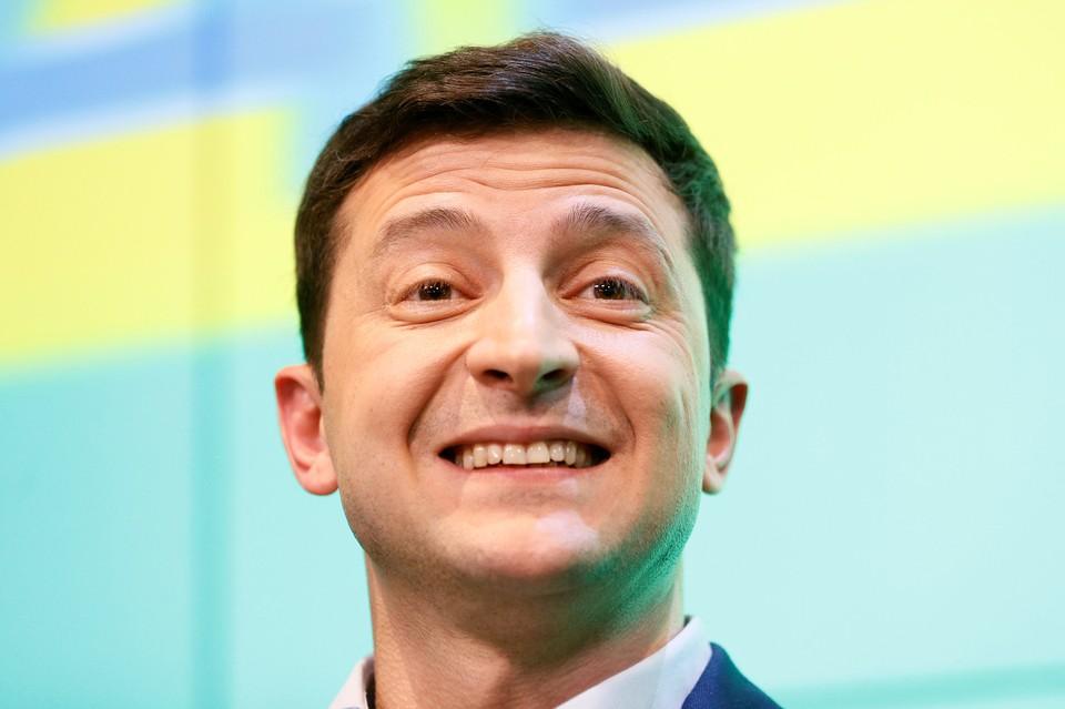 Зеленский победил во второй туре выборов украинского президента