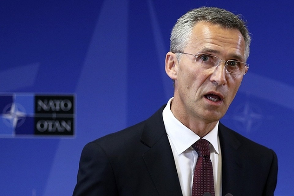 Генсек НАТО провел телефонные переговоры с Зеленским