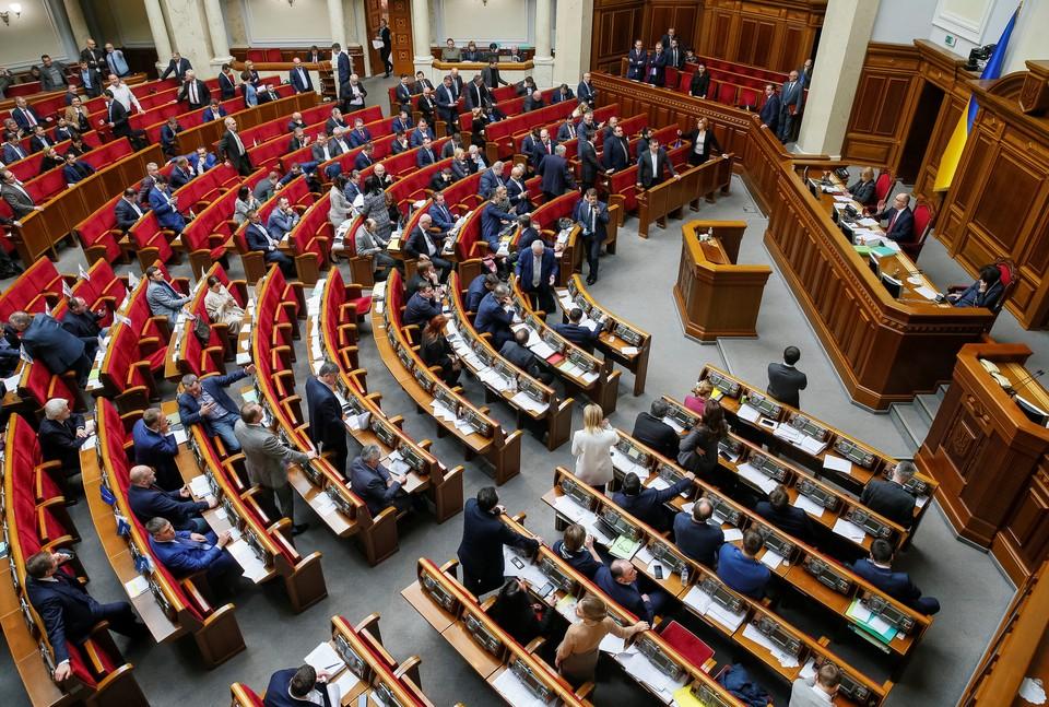 Верховная Рада решила, что мова должна окончательно вытеснить русский язык из жизни украинцев