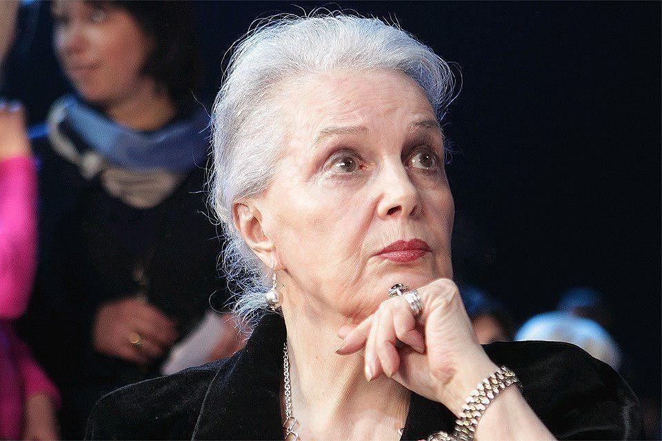 Прощание с Элиной Быстрицкой пройдет в Малом театре