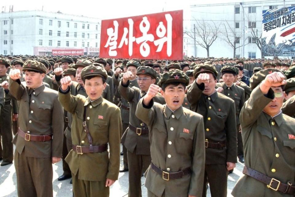 КНДР - очень закрытая страна. Поэтому к ней такой интерес!