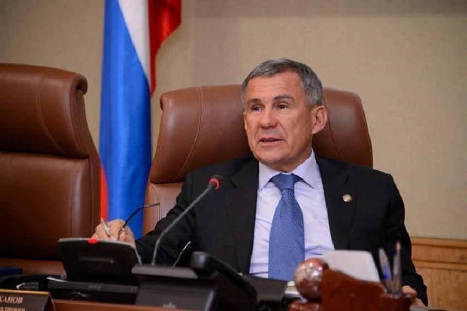 Глава Татарстана пожелал людям встретить Пасху богоугодными делами