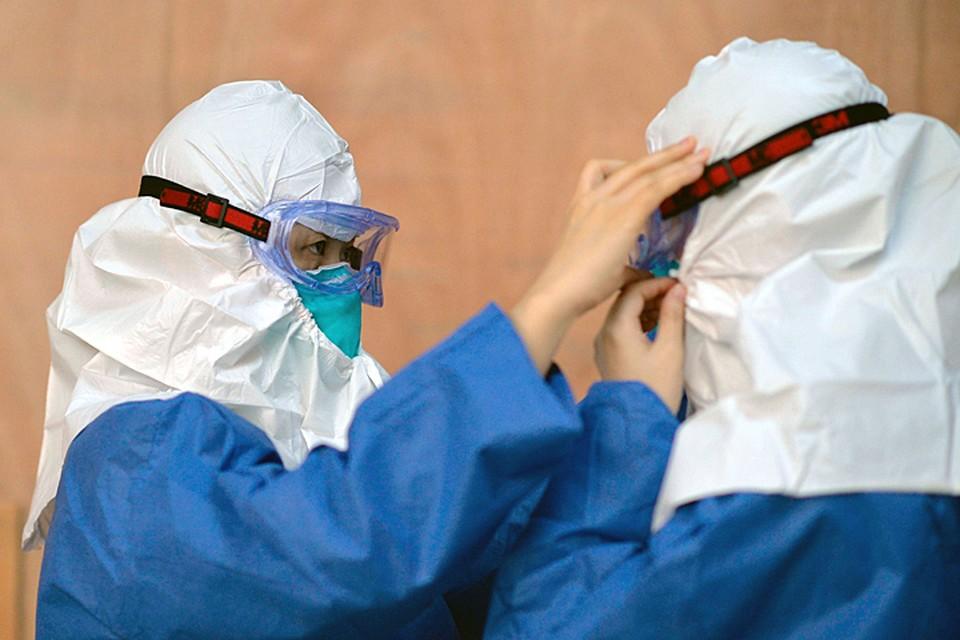 Чума – крайне опасное инфекционное заболевание, возникающее в природных очагах один из которых и расположен в Монголии