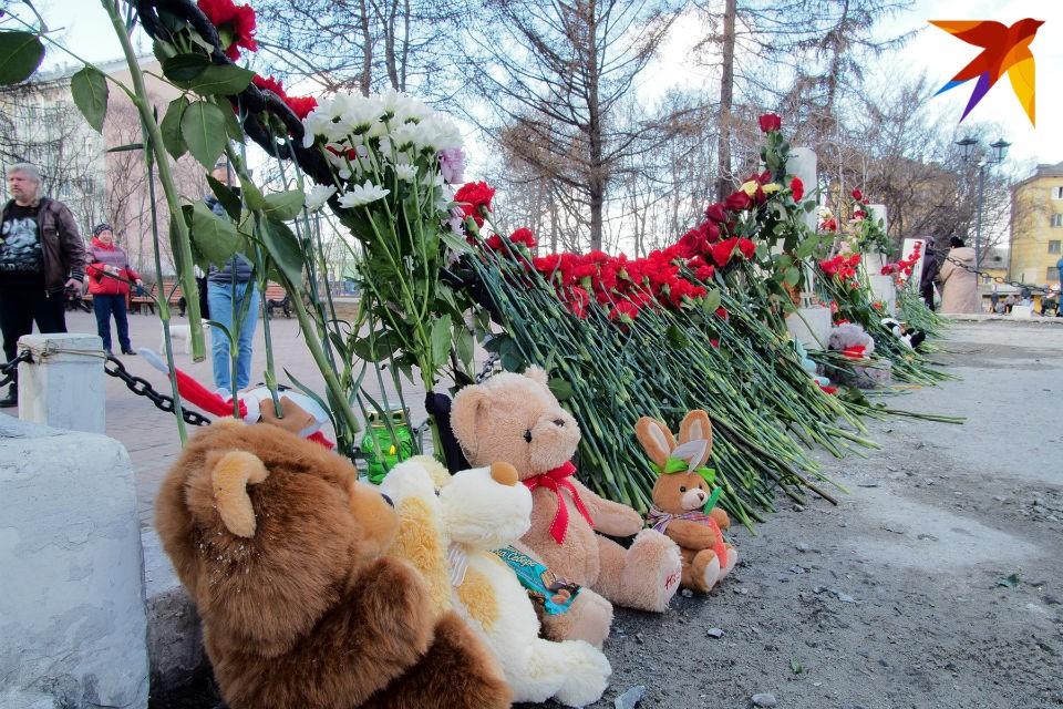 В Мурманской области объявлен трехдневный траур по погибшим в Шереметьево.