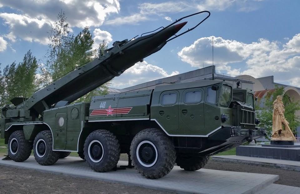 В поселке будет развернута выставка военной техники