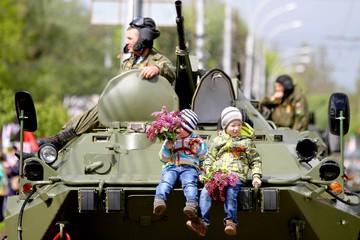 Что знают о Дне Победы наши дети? И что нужно делать, чтобы война не повторилось никогда?
