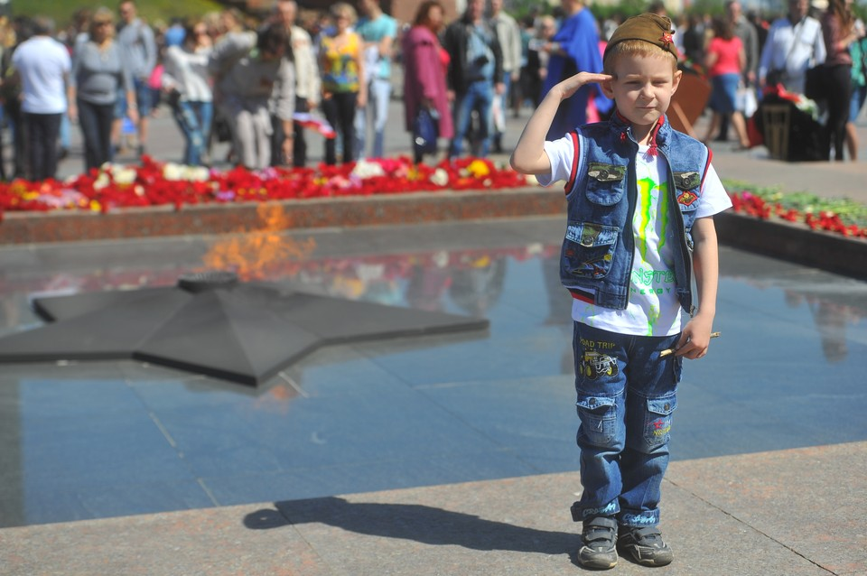 9 мая в России чтят память тех, кто завоевал Победу.
