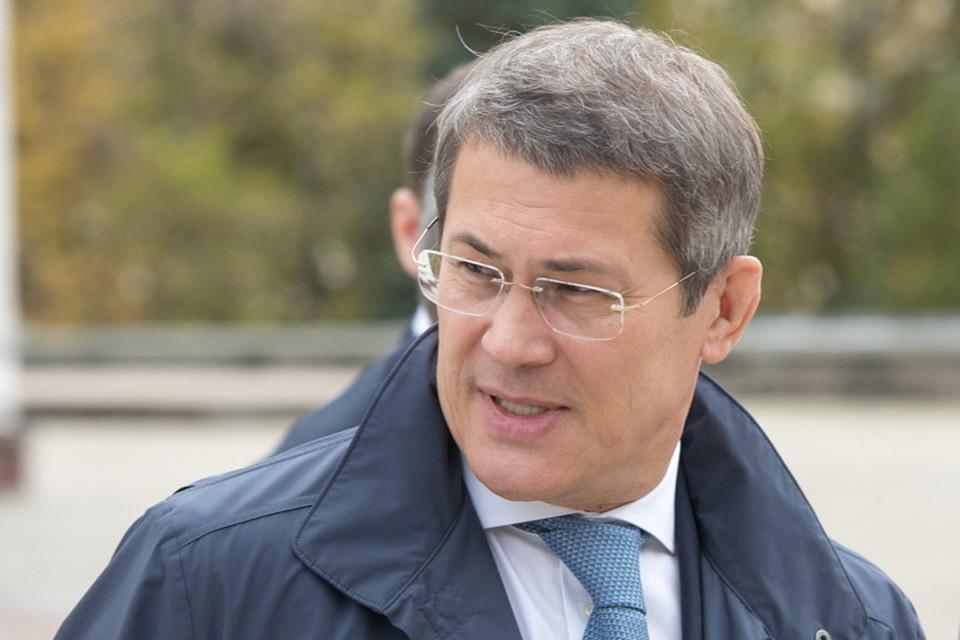 Радий Хабиров будет лично следить за ремонтов подъездов в Башкирии