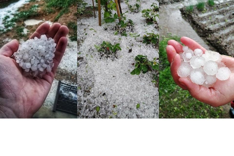 На 16 мая синоптики также прогнозируют дожди и грозы. Фото: соцсети.