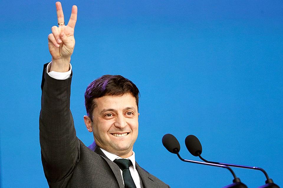 Ранее Верховная рада Украины назначила церемонию вступления в должность главы государства на 20 мая