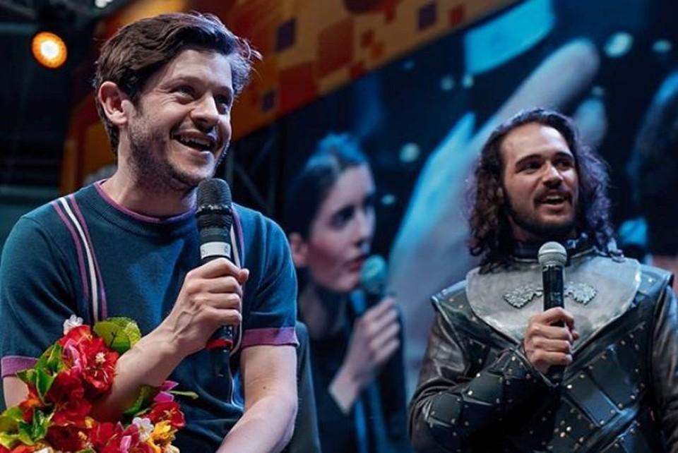 Иван Реон впервые приехал Россию. Фото: Comic Con SPB