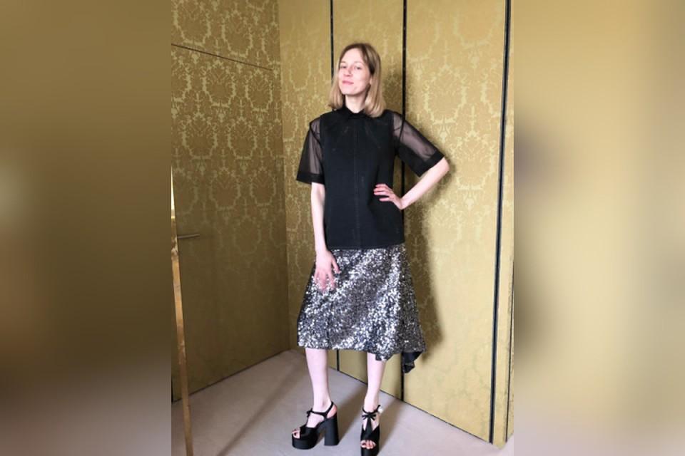 Дебютный фильм актрисы из Иркутска показали в программе Каннского кинофестиваля. Фото: личный архив Виктории Мирошниченко.