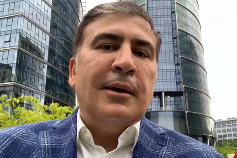 Саакашвили возвращается на Украину