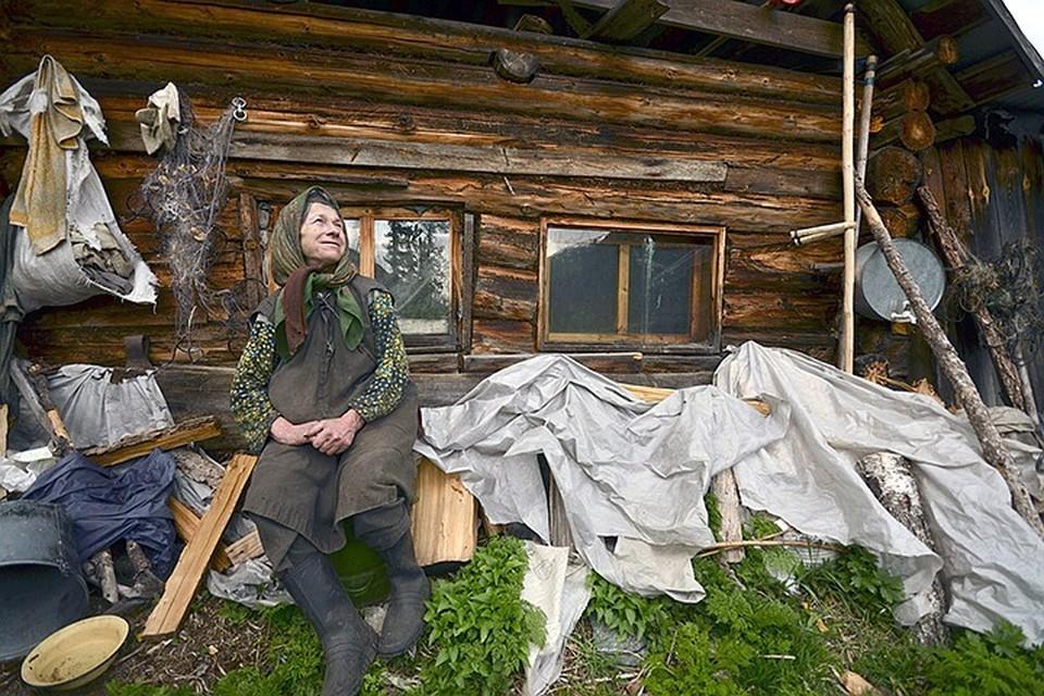 Агафье Лыковой в апреле 2019 года исполнилось 75 лет