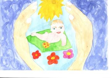 Конкурс рисунков ко Дню защиты детей: выберем победителя вместе