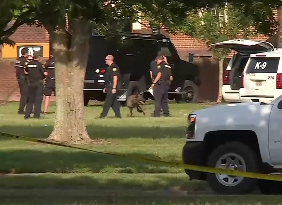 Полиция нашла оружие стрелка из Вирджинии-Бич