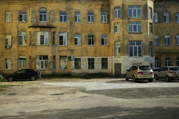 309 жилых домов повреждены в результате взрыва в Дзержинске