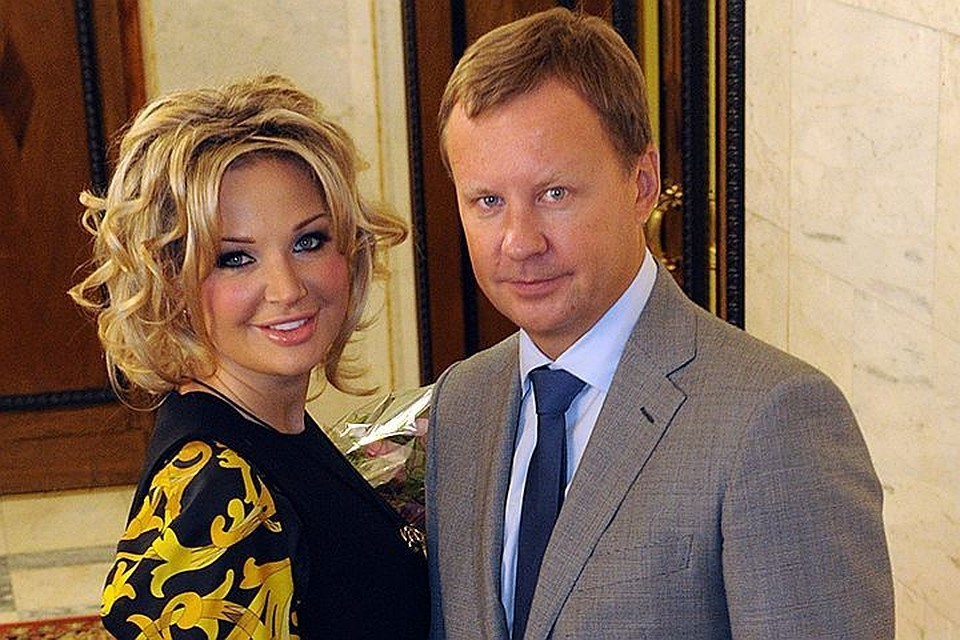 Максакова с Вороненковым, который был убит в 2017 году