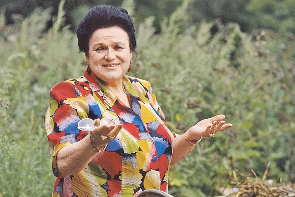 Людмиле Зыкиной 10 июня исполнилось бы 90 лет.