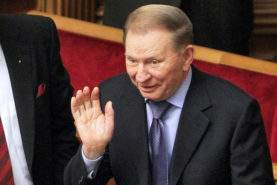 Представителем Киева на переговорах выступал экс-президент Украины Леонид Кучма