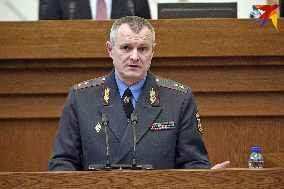 Игорь Шуневич рассказал, что нашли тех, кто сливает информацию в телеграмм-каналы.