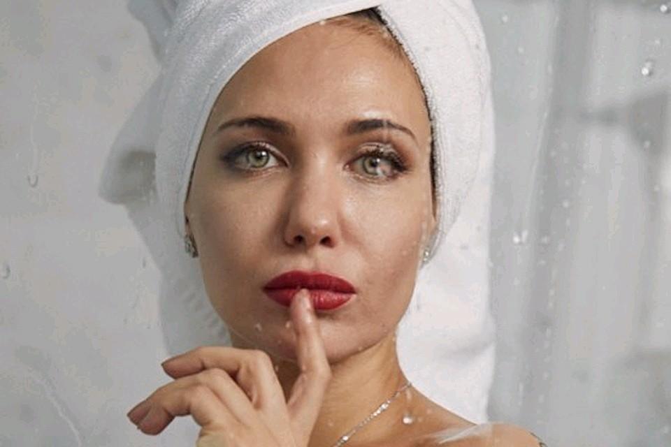 Актриса Екатерина Климова.