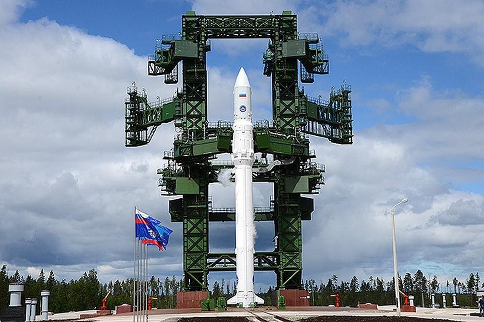 """Комплекс """"Ангара"""" создан на основе унифицированного ряда ракет легкого, среднего и тяжелого классов"""