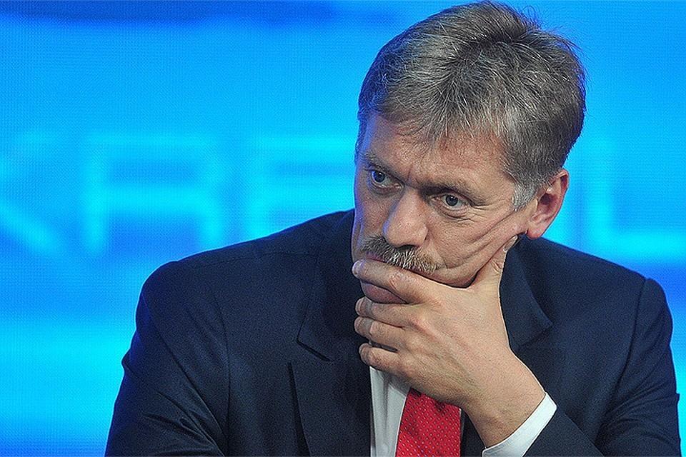 В Кремле отмечают стагнацию выполнения Минских соглашений