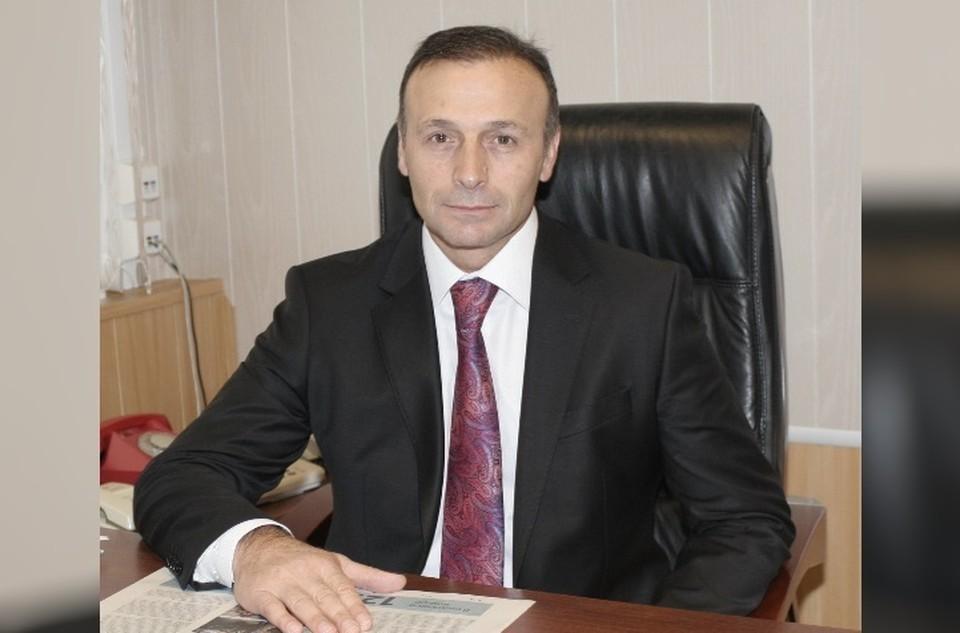 Уали Евгамуков. Фото: сайт главы и правительства КЧР