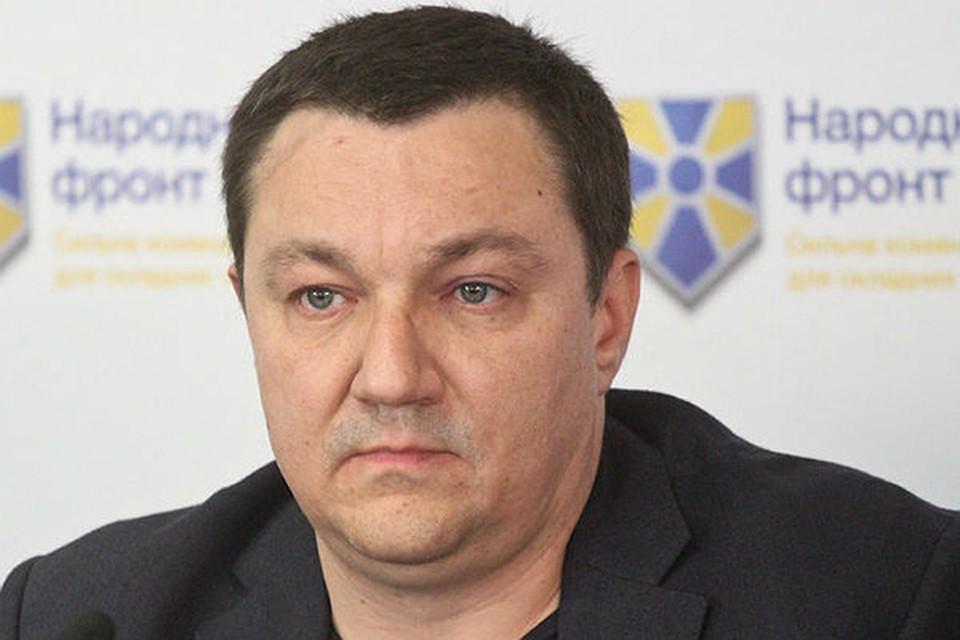 """Минувшей ночью 46-летний депутат от """"Народного фронта"""" выстрелил себе в голову"""