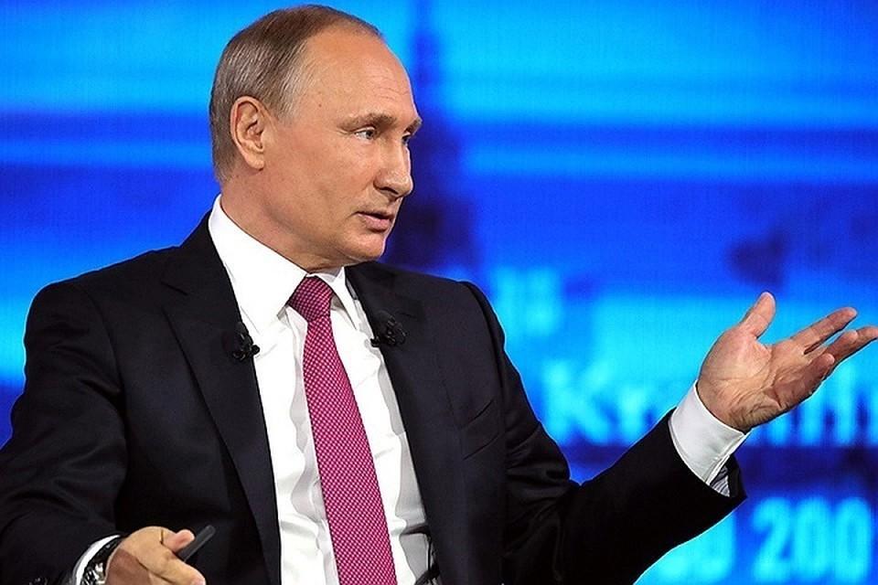 Президент России пообещал посмотреть какие можно внести корректировки в нормативную базу, чтобы все делалось по сути, а не по бумажкам.